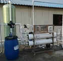 Domestic Sew Water RO Plant