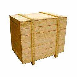 Hard Wood Packing Box, Weight Holding Capacity(Kg): >1000 Kg