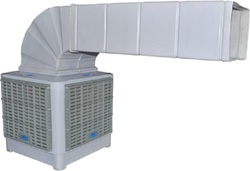 Centrally Cooling System