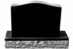 Black Tombstone Granite