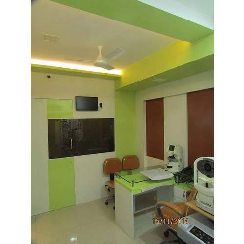 Particle Board Contemporary Office Furniture Rs 1500 Square Feet