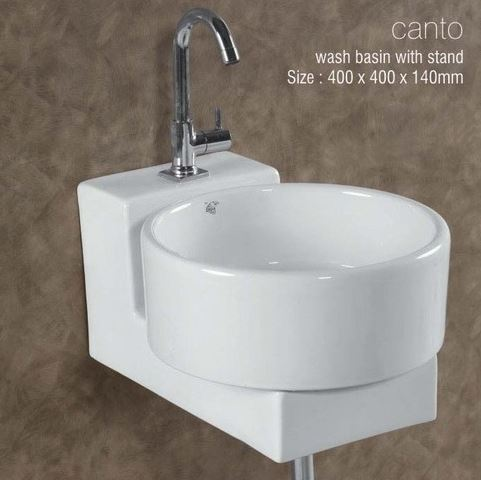 Wash Basin With Stand Canto Wash Basin Manufacturer From