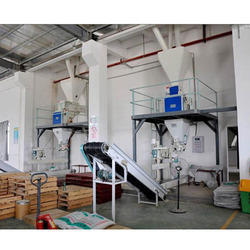 Semi Automatic Grains Bag Filling Machine