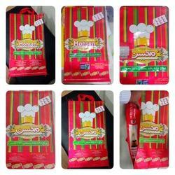 Plastic Rice Bag with Tag & Handle
