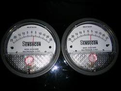 Very Low Differential Pressure Gauge