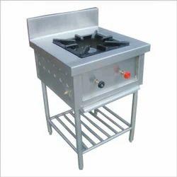 Modern Single Burner Cooking Range