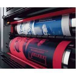 Color Offset Printing Service