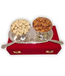 Silver Plated Diwali Gift