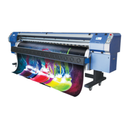 Automatic Flex Printing Machine