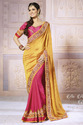 Bridal Embroidery Saree