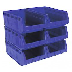 Tool Storage Plastic Stacking Bin