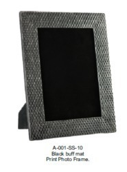 Designer Leather Photo Frames