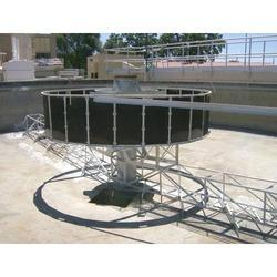 Sewage Treatment Plant and Clarifier