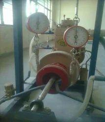 Rope Brake Engine