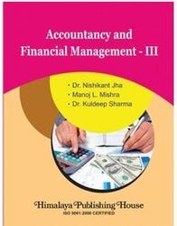 Accountancy and Financial Management Book