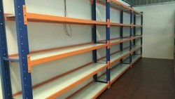Heavy duty Storage Rack - 6' W x 2' D x 8' H