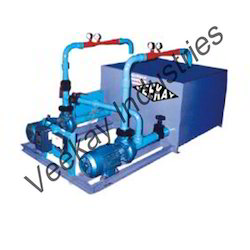 Series & Parallel Pump Test Rig
