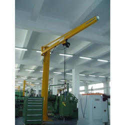 Warehouse Jib Crane