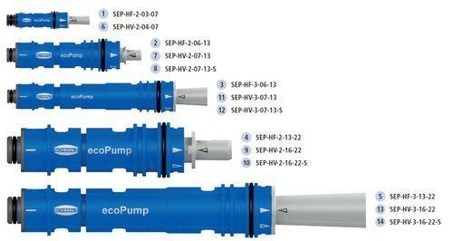 Basic Ejector Eco Pump