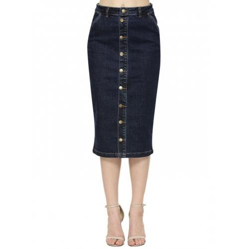 40411608fb Denim Pencil Skirt at Rs 350 /piece | Girl Skirt - Trimurti ...