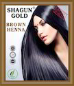 Shagun Gold Brown Hair Dye Powder