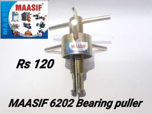 Maasif size 6202 ceiling fan bearing puller rs 120 piece id maasif size 6202 ceiling fan bearing puller aloadofball Gallery