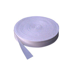 Lotus White Heat Resistant Cotton Tape, Packaging Type: Roll