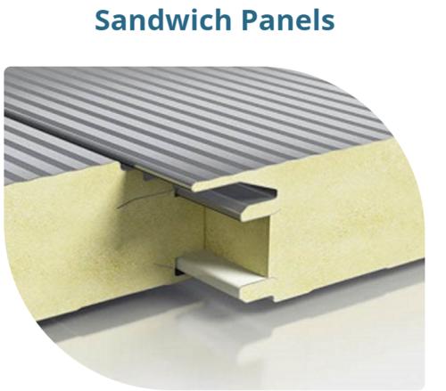 Sandwich Panel Sandwich Panel Ganapathy Nagar