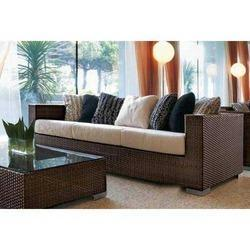 Wicker Designer Sofa Set