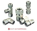Stainless Steel High Pressure Tube Fittings