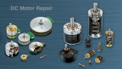 DC Motor Repair