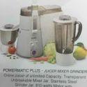 Sujata Powermatic Plus Juicer Mixer Grinder