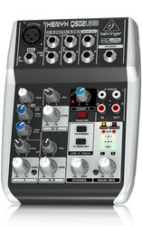 Xenyx Q502 USB - Audio Mixers