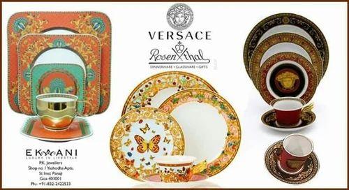 Rosenthal Meets Versace Dinner Sets  sc 1 st  IndiaMART & Rosenthal Meets Versace Dinner Sets at Rs 150000 /set   Dinnerware ...