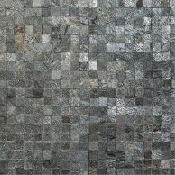 Silver Grey Classic Mosaic Tiles