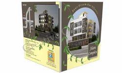 3-4 Days Paper Corporate Brochure Design Service