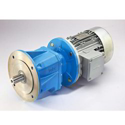 Agitator Helical Geared Motor