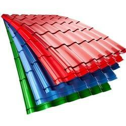 Metal Colour Coated Profile Sheets