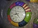 Color Full Antique Clock