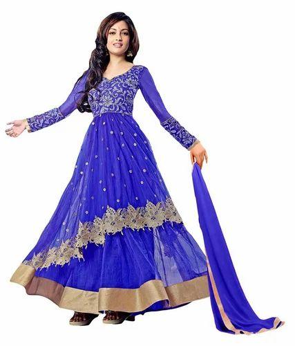 Dealfiza Online Trading - Manufacturer of Anarkali Suit & Fancy ...