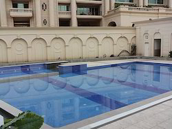 Swimming Pool Construction In India