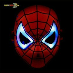Spider Man Light Mask