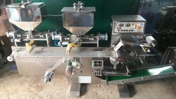 Jam Blister Packaging Machine