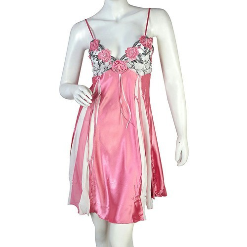 b49b1c7e84 Nightwear - Designer Red Evening Nighty 543 Manufacturer from Jaipur