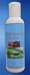 Ayurvedic Rose Sandal Face Wash