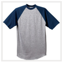 Cotton Grey, Blue Mens Sports T Shirts