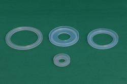 Tri Clover Silicone Gasket (TC Gasket)