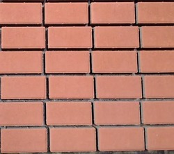 Rectangle 200x100x80 Mm Anti Skid Paver