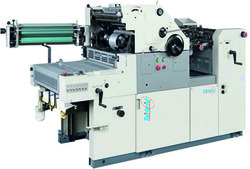 Numbering Offset Press