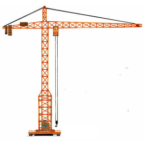 construction tower crane at rs 850000 piece sector 23 faridabad